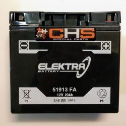 ΜΠΑΤΑΡΙΑ ELEKTRA 51913 CP12-20  - +