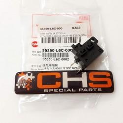 SYM ΒΑΛΒΙΔΑ STOP LH CITYCOM-S-300i-E4/CRUISYM-300i-E4/GTS-300i-F4-ABS-is-E4 / GTS-250i-F4-ABS-is-E4