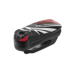 ΚΛΕΙΔΑΡΙΑ ABUS 7000 RS1 RED ALARM  (ΜΕ ΣΥΝΑΓΕΡΜΟ)