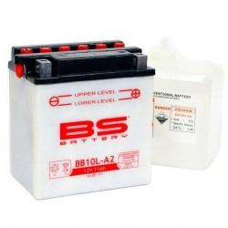 ΜΠΑΤΑΡΙΑ BS BATTERY YB10L-A2-BB10L-A2 Μ/Υ - +