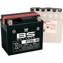 ΜΠΑΤΑΡΙΑ BS BATTERY BTX5L-BS-YTX5L-BS - +