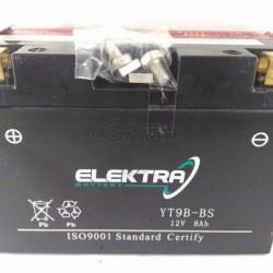 ΜΠΑΤΑΡΙΑ ELEKTRA YT9Β-BS ΧΤ-660/ΤΜΑΧ + -
