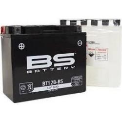 ΜΠΑΤΑΡΙΑ BS BATTERY BT12Β-BS YT12B-BS + -