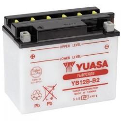 ΜΠΑΤΑΡΙΑ YUASA YB12B-Β2 + -