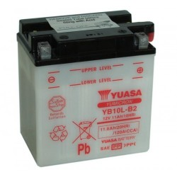 ΜΠΑΤΑΡΙΑ YUASA YB10L-Β2 - +