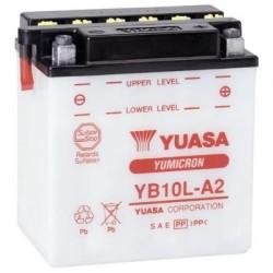ΜΠΑΤΑΡΙΑ YUASA YB10L-Α2 - +