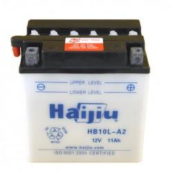 ΜΠΑΤΑΡΙΑ HAIJIU YB10L-A2/HB10L-A2 Μ/Υ   - + 135-90-145