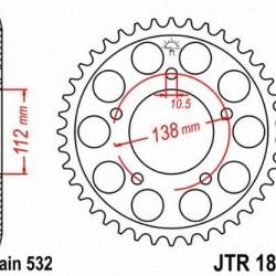 ΓΡΑΝΑΖΙ CHIAR 02053-48 R6 JTR1873