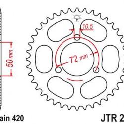 ΓΡΑΝΑΖΙ CHIAR 0213-47 NSR50 JTR216