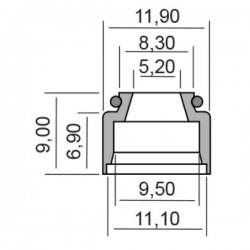 ΤΣΙΜΟΥΧΑΚΙΑ ΒΑΛΒΙΔΩΝ XT660/MAJESTY 125/MAJESTY 250/XMAX250