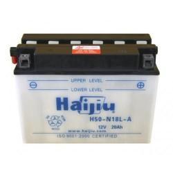 ΜΠΑΤΑΡΙΑ HAIJIU  Η50-N18L-Α2