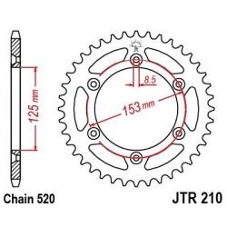 ΓΡΑΝΑΖΙ CHIAR 0210-53ER CR250