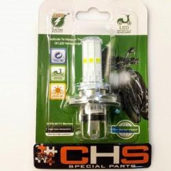 ΛΑΜΠΑ 12V LED H4/HS1 M11P-H4 700/700LM RTD DC